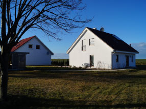 Einfamilienhaus in Börgerende