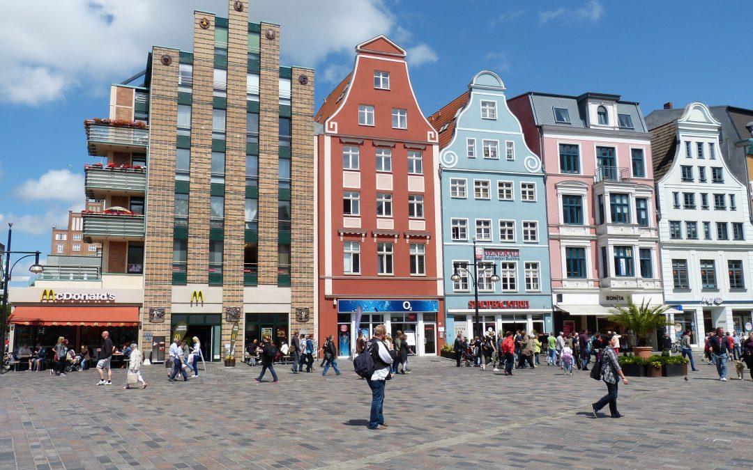 Wohnungen werden knapp in Rostock