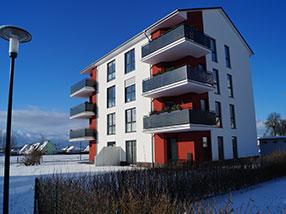 Eigentumswohnung in Gehlsdorf