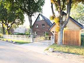 einfamilienhaus in wardow